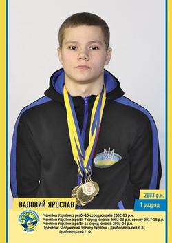 Валовий Ярослав