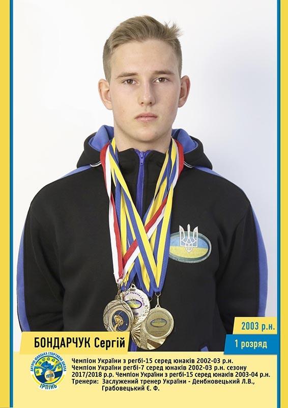 БОНДАРЧУК Сергій