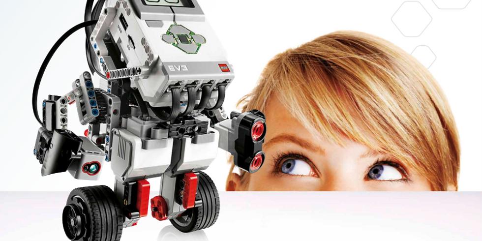 iNNO-SCI Youth Summer Camp - Robotics Course 10-15yrs