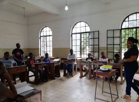 iNNO-SCI Holds Maiden Edition of Youth Summer Camp