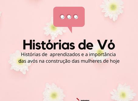 Projeto: Histórias de Vó