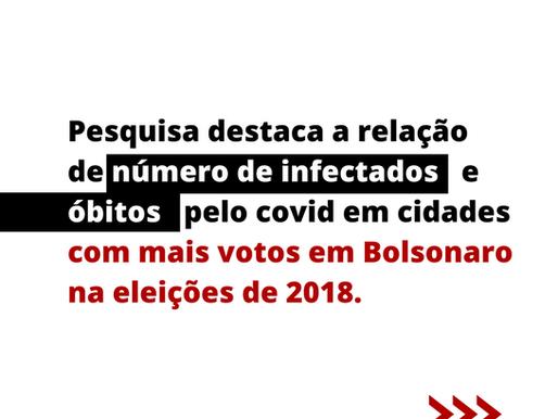 Os efeitos desastrosos dos líderes negacionistas: evidências da crise Covid-19 no Brasil
