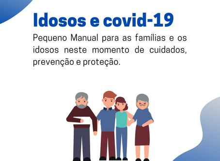 Idosos, isolamento e o Covid-19