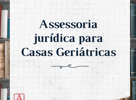 Assessoria Jurídica para Casas Geriátricas: porque contratar