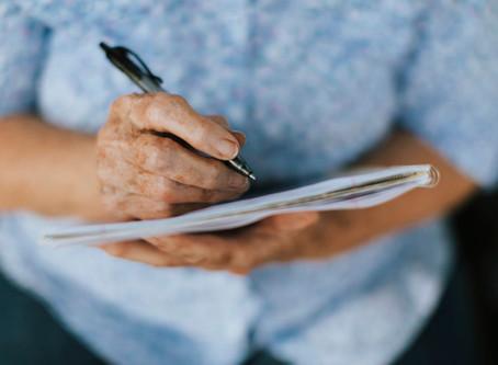 Pedido judicial de alimentos para idosos