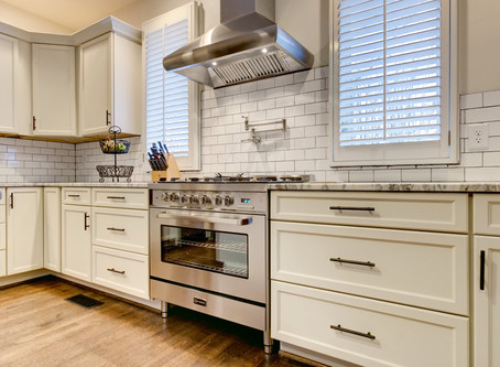 Indian Springs Makeover - Kitchen