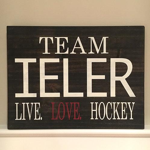 Live. Love. Hockey