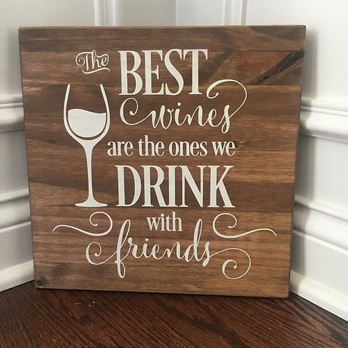 The Best Wines