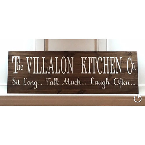 Entree Kitchen- The Family Kitchen 8x24