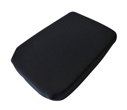 F250 Dirt Sand USA Seamstress Premium Neoprene Console Cover for Ford Trucks F150 Black F350 10-18 Protects Console from Pets and More