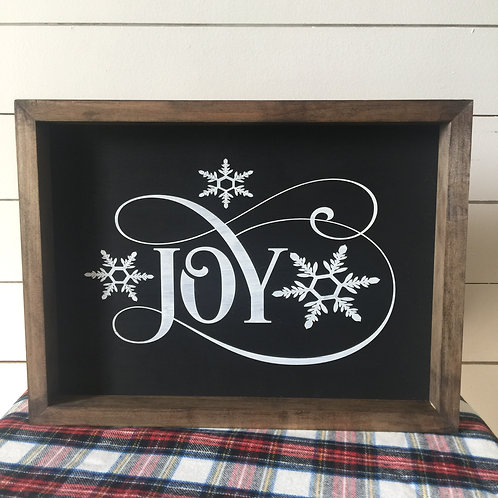 Candle or Lotion+ Joy 12x16