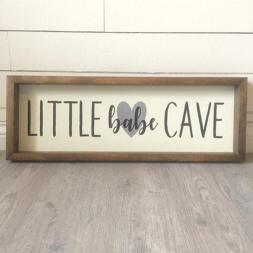 Little Cave