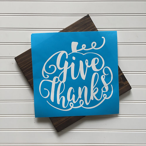 KIT- Give Thanks