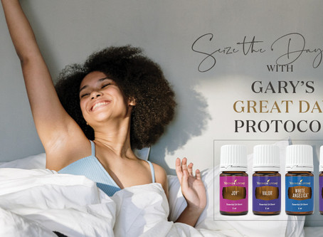 Seize the Day with Gary's Great Day Protocol