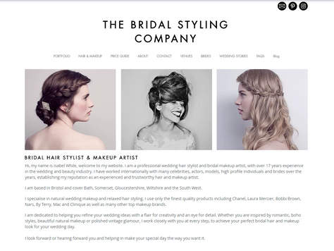 New revamped website