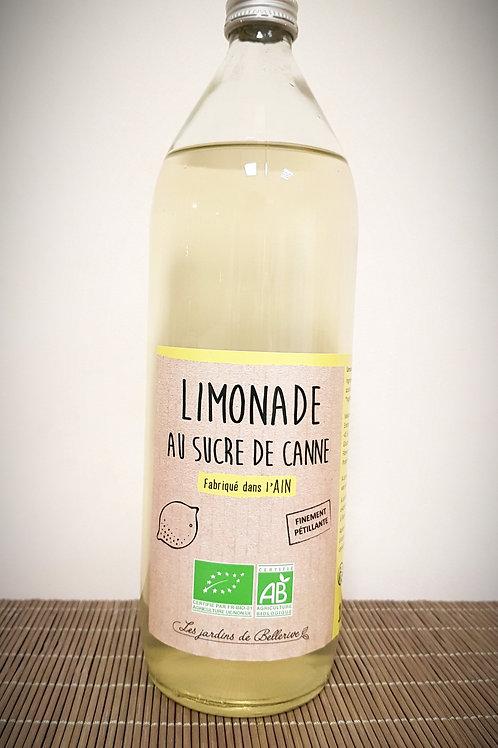 Limonade au sucre de canne