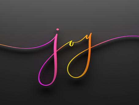 Faith brings JOY