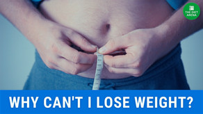 Answer to the Question – Why Can't I Lose Body Fat?