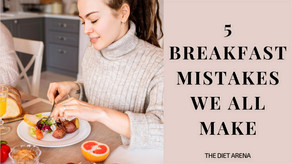 Breakfast - 5 Mistakes You Shouldn't Make