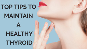10 Tips for Maintaining Healthy Thyroid