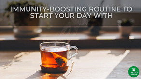 Immunity Boosting Routine to Start Your Day With