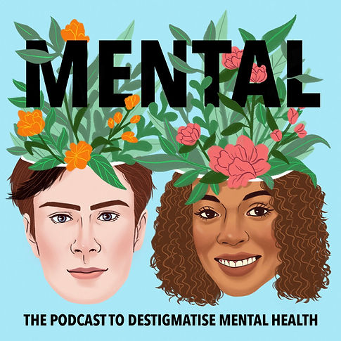 Mental Podcast with Bobby Temps and Dani