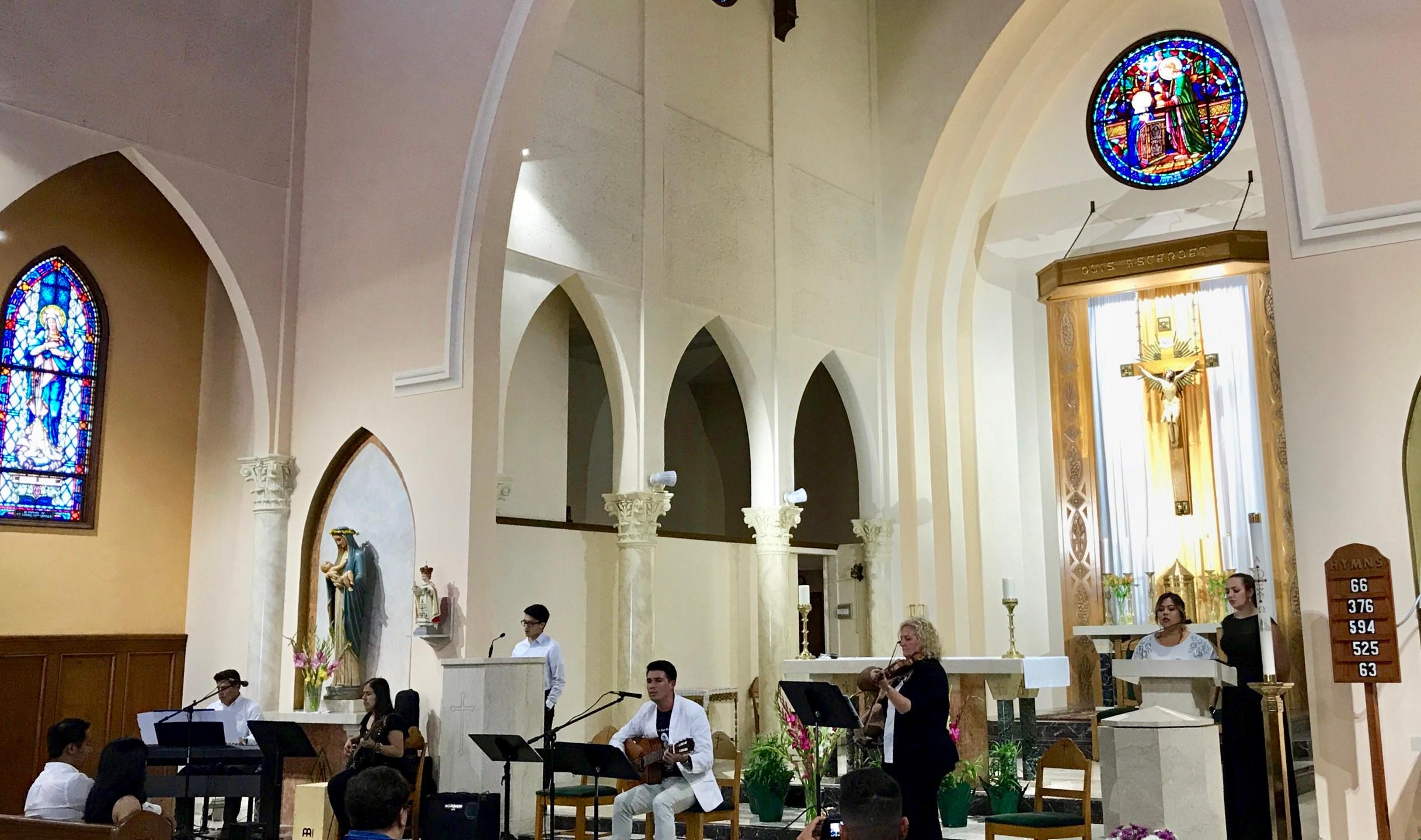 St. John the Evangelist in San Diego