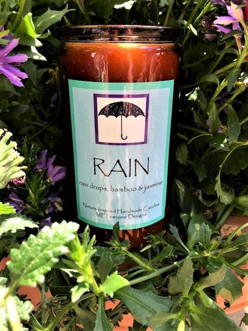 RAIN candle