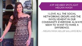 Maegan Mash YP Member Spotlight - Nov