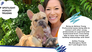 Ashley Truong YP Member Spotlight - May