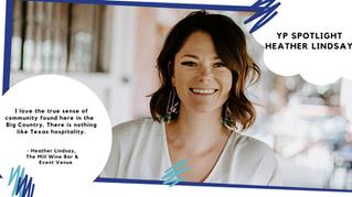 Heather Lindsay YP Member Spotlight - Nov