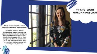 Morgan Paschal YP Member Spotlight - Sept.