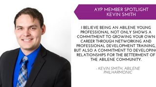 Kevin Smith YP Member Spotlight - Sept.
