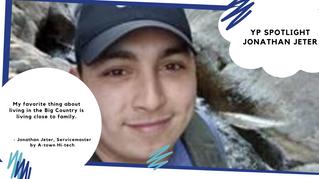 Jonathan Jeter YP Member Spotlight - June