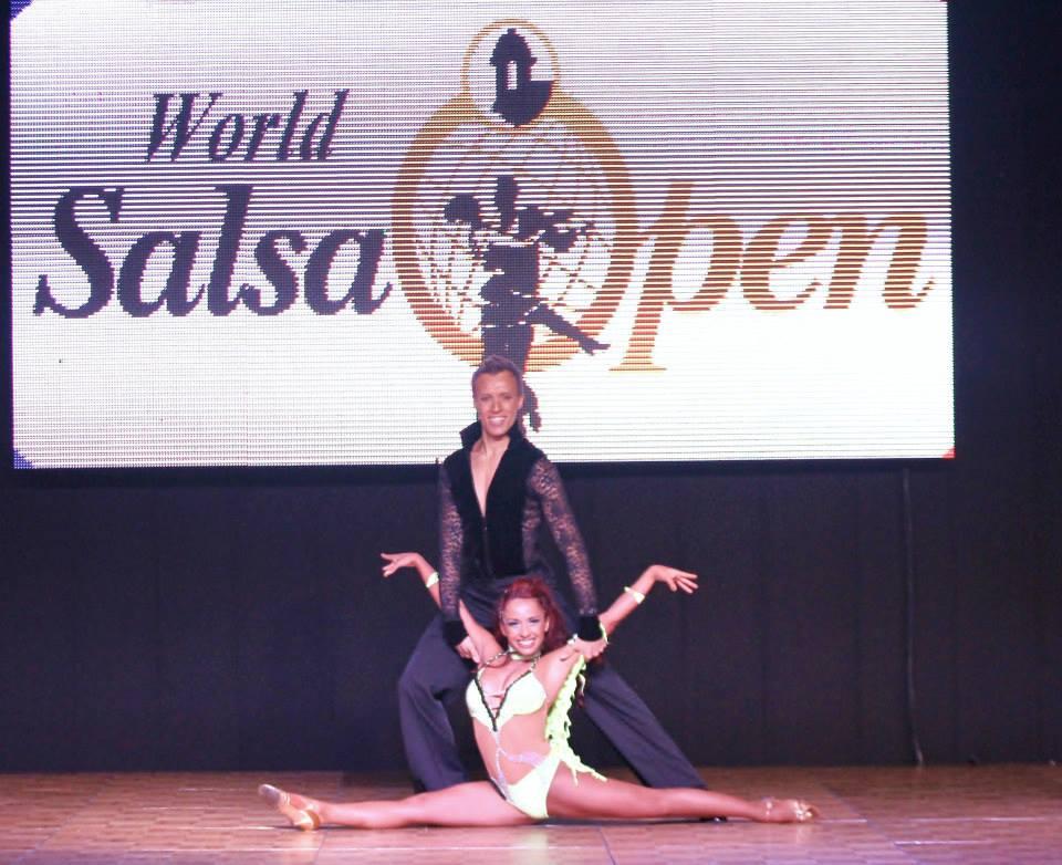 Salsa Open Porto Rico