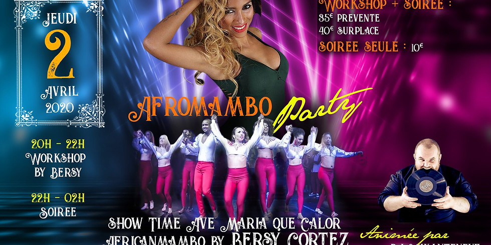 AFROMAMBO PARTY