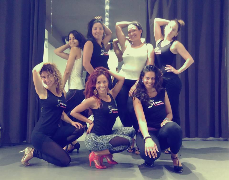 Stage Diva's Training