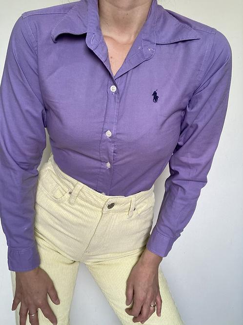 מכופתרת ראלף לורן purple