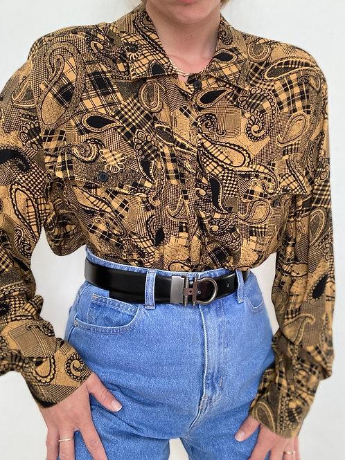 חולצת וינטג׳ מולי