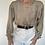 Thumbnail: חולצת משי קורן
