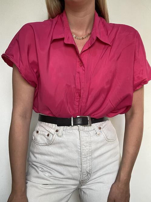 חולצת מאט פוקסיה