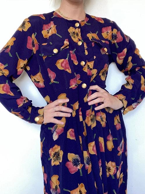 שמלת וינטג׳ נועם