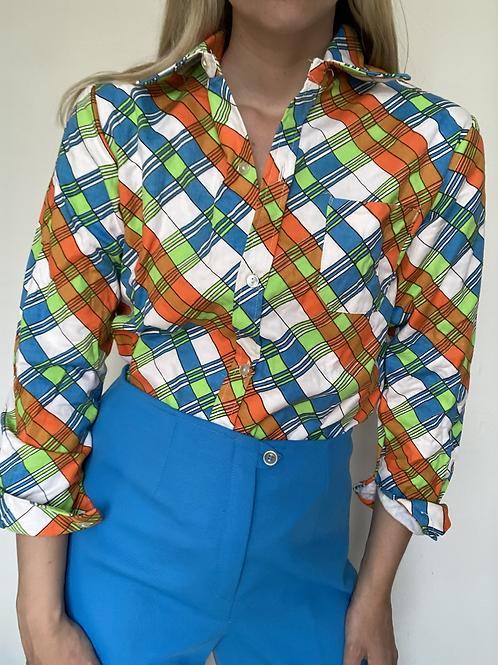 חולצת 70׳ שאג