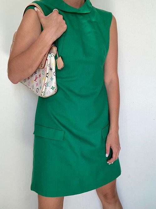שמלת וינטג׳ 70׳ אוליביה