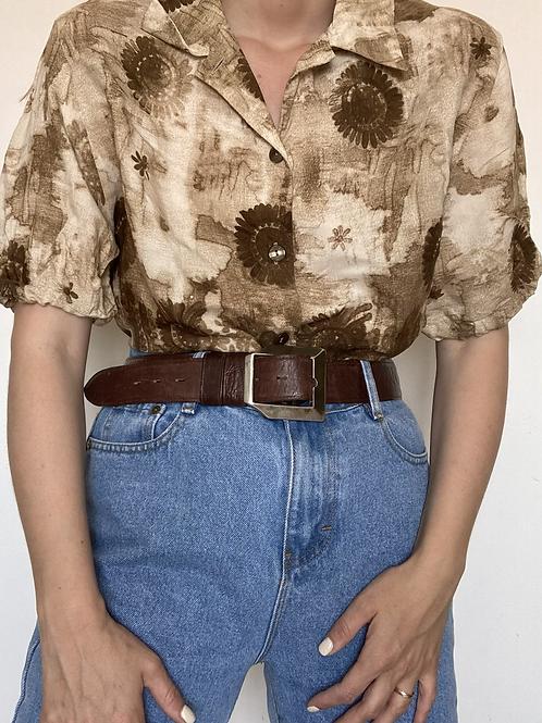 חולצת וינטג׳ שלכת