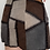 Thumbnail: חצאית טלאי עור Zara
