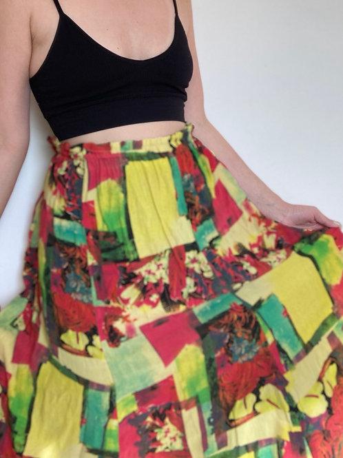 חצאית וינטג׳ סוליי