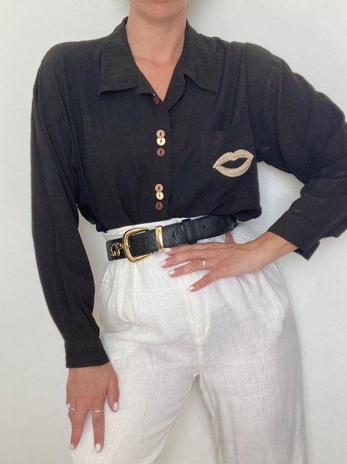 חולצת וינטג׳ מיטל