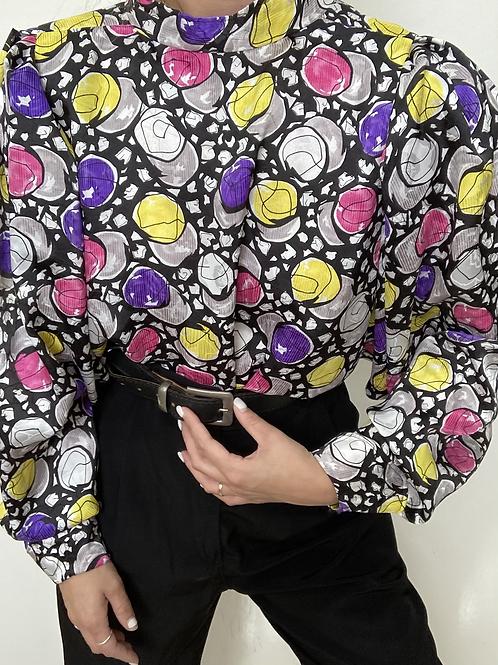 חולצת וינטג׳ גאיה