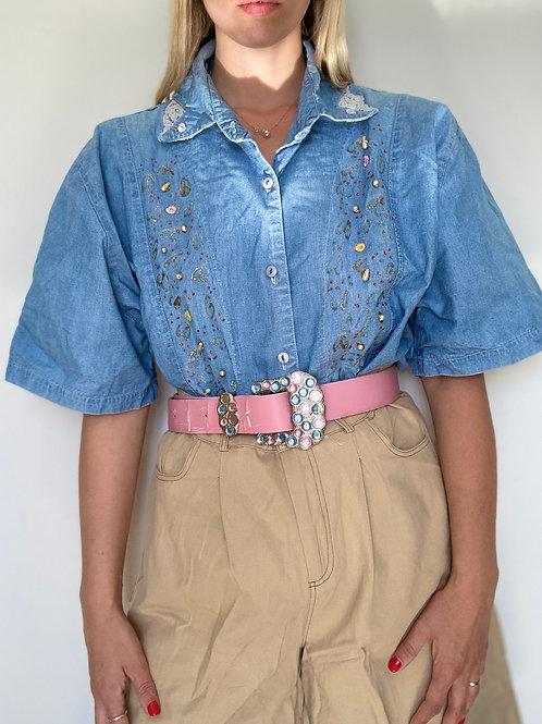 חולצת ג׳ינס קיארה